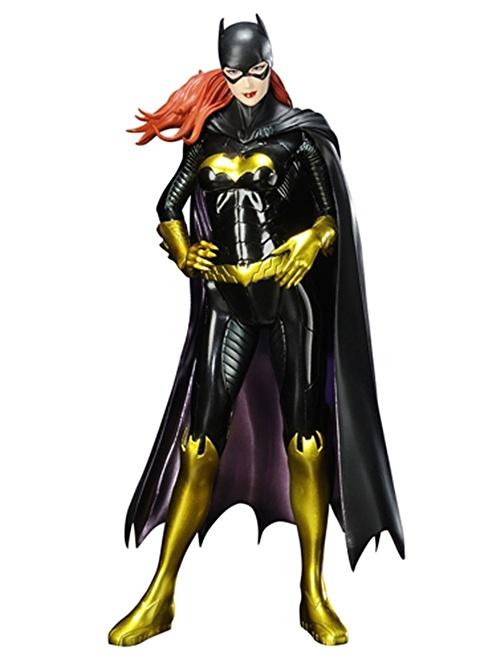 Kotobukiya New 52: Batgirl 1/10 Artfx Statue Renkli